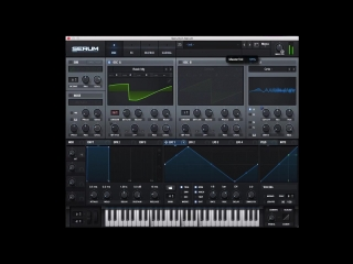 Academy.fm - How To Make Future Bass Vibrato Chords in Xfer Serum