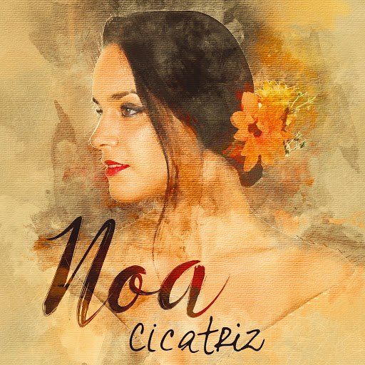 NOA альбом Cicatriz