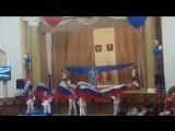 Финал Торжественной церемонии