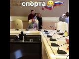 Алина Загитова вместе со своей семьей на встрече с президентом РФ [28.02.2018]