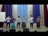 Нар. анс. песни Казачья воля