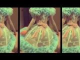 Dress made by Lilit Hovhannisyan