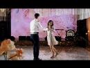 Зажигательная самба. Свадебный танец Никиты и Ксении