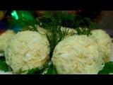 Снежки Новогодняя закуска цыганка готовит. Закуска Снежный ком. Gipsy cuisine.