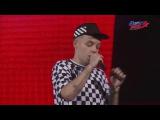 Feduk & Элджей - Розовое вино LIVE / Живой Завтрак 2017