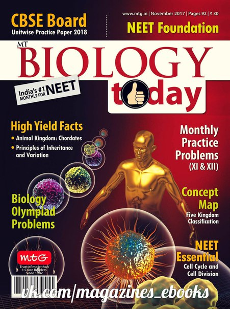 Biology Today-November 2017