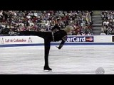 Evgeni Plushenko 2001 Worlds LP - Once Upon A Time in America