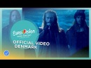 Rasmussen Higher Ground Denmark Official Video Eurovision 2018