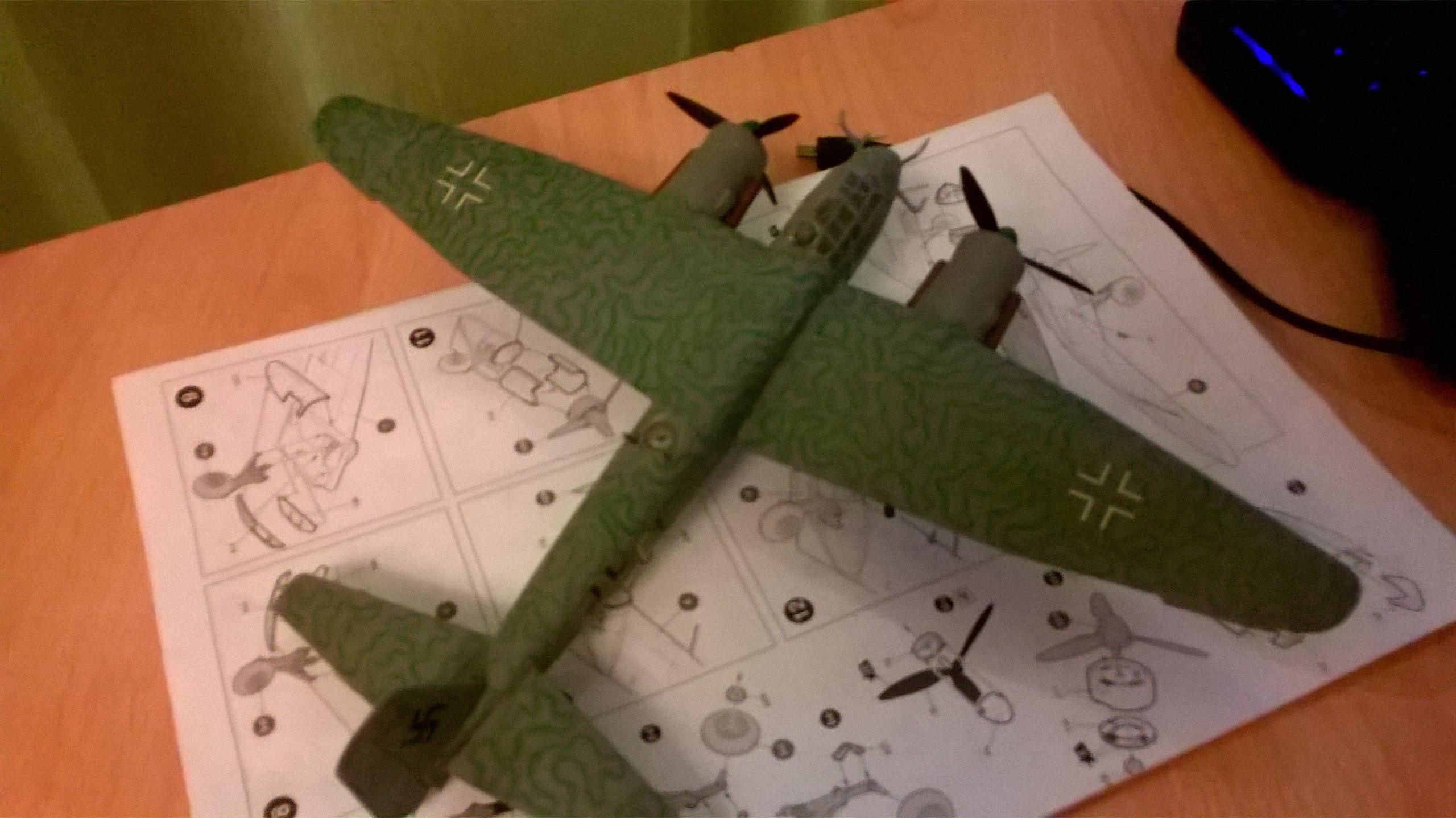 Ju-88 G-6 1/72 (Звезда) 7nyT5N-XWoM