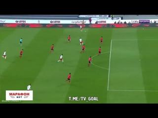 Польша 1:0 Южная Корея | Левандовски