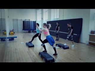 Практика во ВГАФК|Степ|Мусаева Дарья