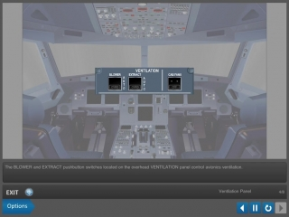 9.Airbus A320 CBT. Air Conditioning. Ventilation Introduction