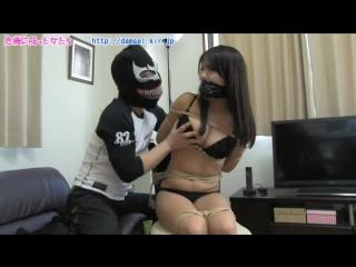 BoundHub - Japanese girl lingerie bondage