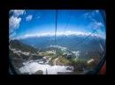 Роза Хутор. Подъем на Роза-пик (2320 м) и спуск по канатной дороге