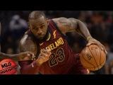 Обзор НБА Детройт Пистонс – Кливленд Кавальерс 21.11.17