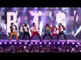BTS - Go Go + Save Me + I Need U + Fire @ Jimmy Kimmel Live 171129