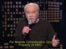 George Carlin on the American Dream
