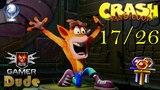 Crash Bandicoot N. Sane Trilogy Часть 1 Реликт 17