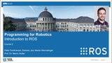 Programming for Robotics (ROS) Course 2