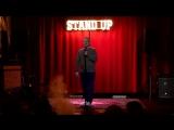 Гоша Белобородов (г.Самара) Приглашение на Stand Up 19 апреля