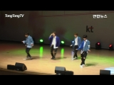 180521 @ Youth Power Up Talk Concert in Yonsei University YDPP 'LOVE IT LIVE IT'