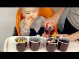 ТОП 5 развивающих игр с ребенком 1 год , играем с ребенком РАЗВИВАШКИ , Кинетический песок  ДобрБобр