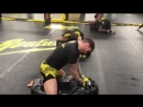 27-03-2018: Good way to finish our MMA practice! mma roufusport
