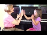 Miss Mary Mack - hand clapping game