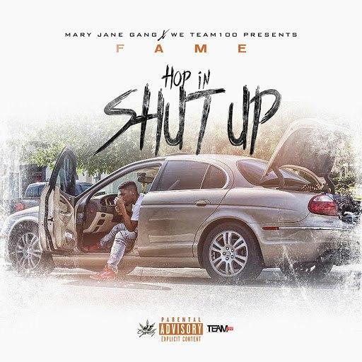 Fame альбом Hop in Shut Up