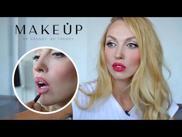 Секреты макияжа Оли Поляковой 😘