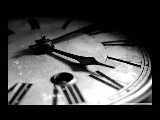 Een uur van de tikkende klok voor het slapen