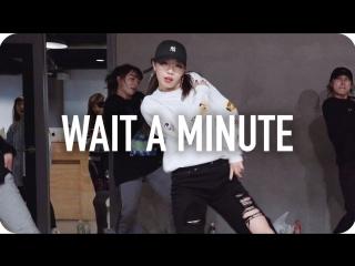1Million dance studio Wait A Minute - J Blaze / Jiyoung Youn Choreography