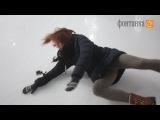 Как правильно падать на лед