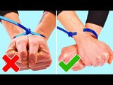40 SAFETY AND SELF-DEFENCE TRICKS THAT MAY SAVE YOUR LIFE ONE DAY