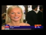 Geri Halliwell - Bridget Jones Premiere - Sky News UK 04.04.2001