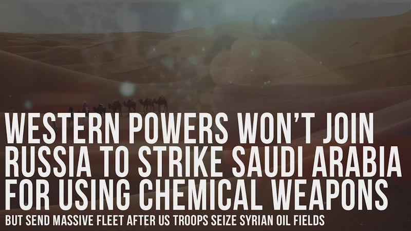 Western Po^wers Won't Join Russia To St^rike Saudi Arabia