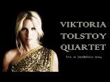 Viktoria Tolstoy Quartet - JazzBaltica 2004