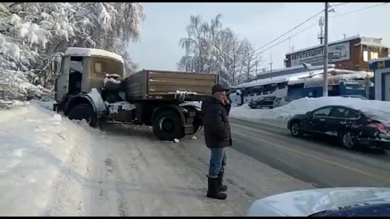 Авария в УКСе