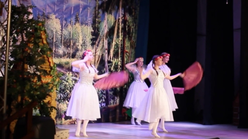 Организовали концерт для 200 детей в г Ростове Великом