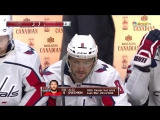 Ovechkin completes hat trick Oct 5, 2017