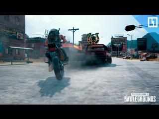 Играем в финальный релиз Playerunknowns Battlegrounds