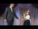 Песня Папа. Дочка поет с папой!