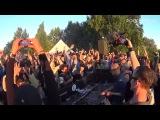 1 Hour Live Ann Clue B2B Boris Brejcha @ Smiling Sun Open Air, Stockholm 2016