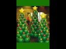 Como Hacer un Arbol de Navidad en Globos Hogar Tv por Juan Gonzalo Angel