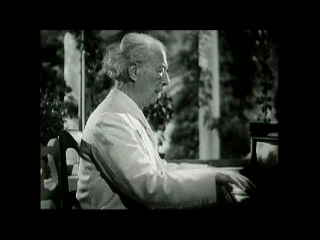Ignacy Jan Paderewski Play His Own Composition Minuet in G