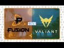 OWL2018 Просмотр OWL Philadelphia Fusion vs Los Angeles Valiant, Часть 2