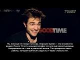 Goldene Kamera: Robert Pattinson im Video-Talk zu
