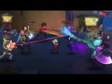 Disney Heroes: Battle Mode - Тизер-Трейлер