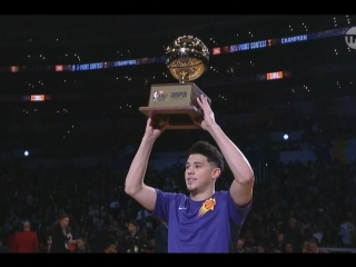 Three Point Contest 2018 NBA All Star Weekend