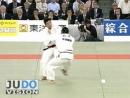 JUDO 2003 All Japan  Keiji Suzuki 鈴木桂治 (JPN) - Hajime Mukaigawa (JPN) [LEGENDARY IPPON!]